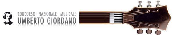 Concorso Musicale Umberto Giordano – Foggia Logo