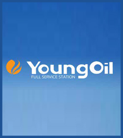 Young Oil Logo